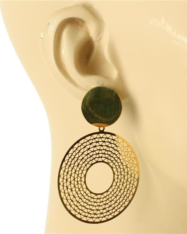 Twisted Ways Earrings
