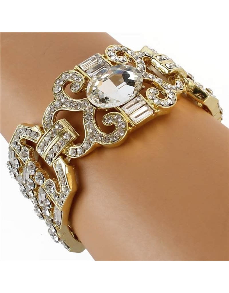 Royalty Glam Bracelet