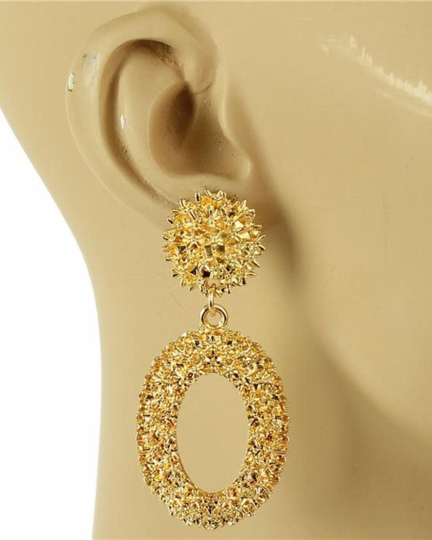 Magnetic Force Earrings