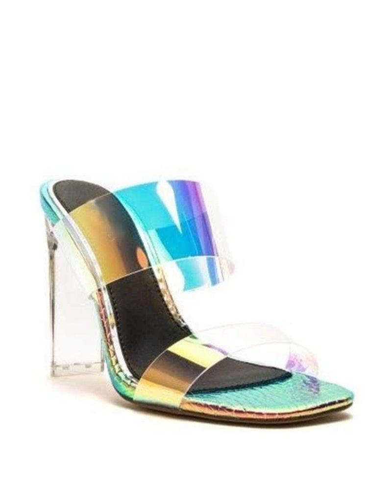 Envy Clear Heels