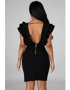 In A Ruffle Dress