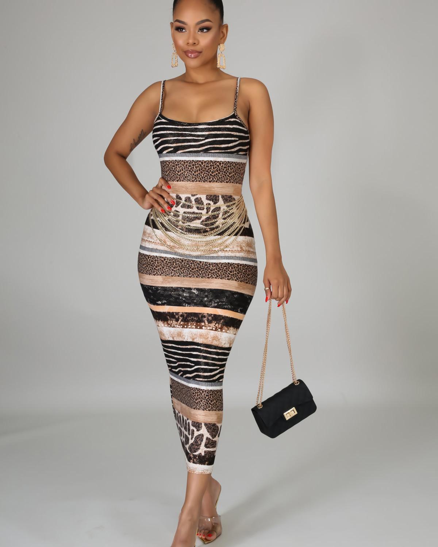 Wild Guess Animal Dress