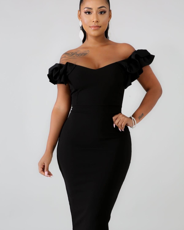 Queen Status Dress
