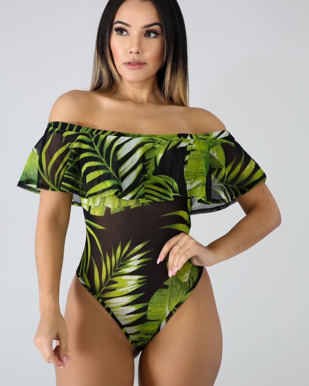 Keep Palm Bodysuit