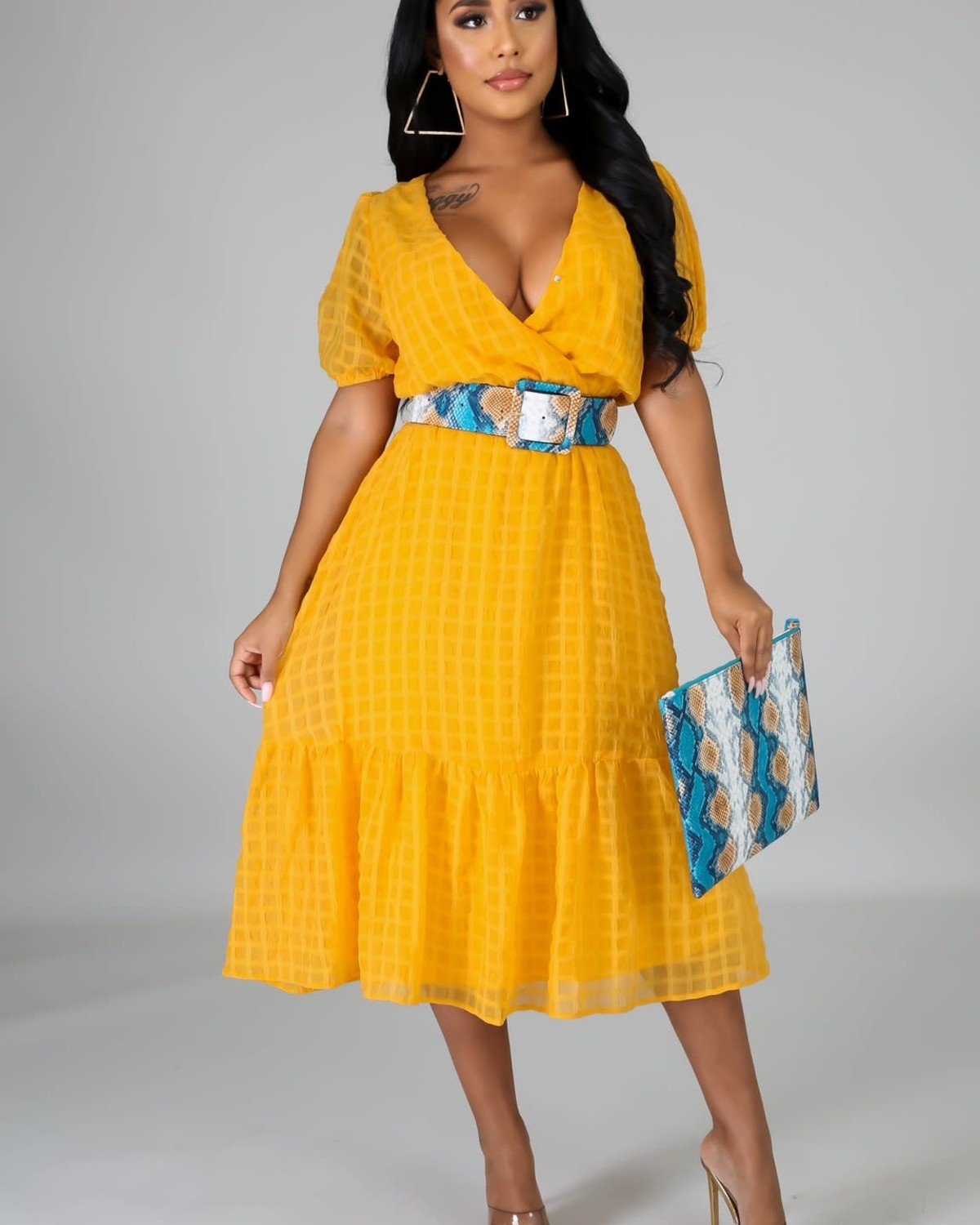 Into The Sunset Dress