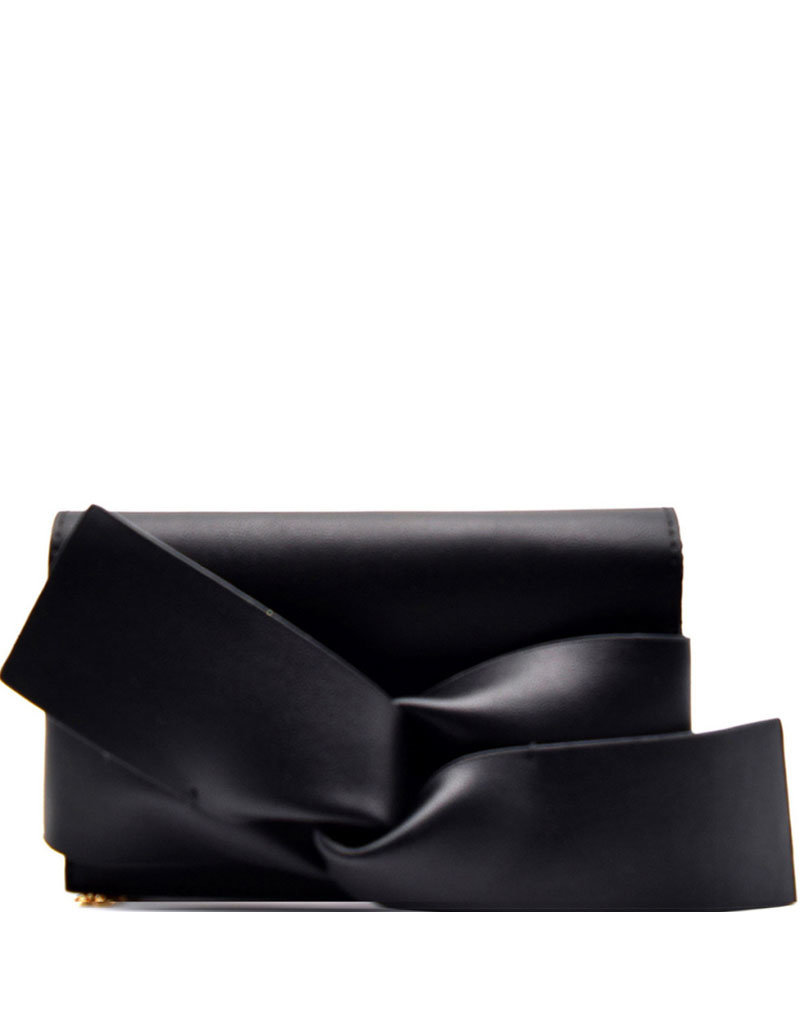 Sealed With A Bow Clutch