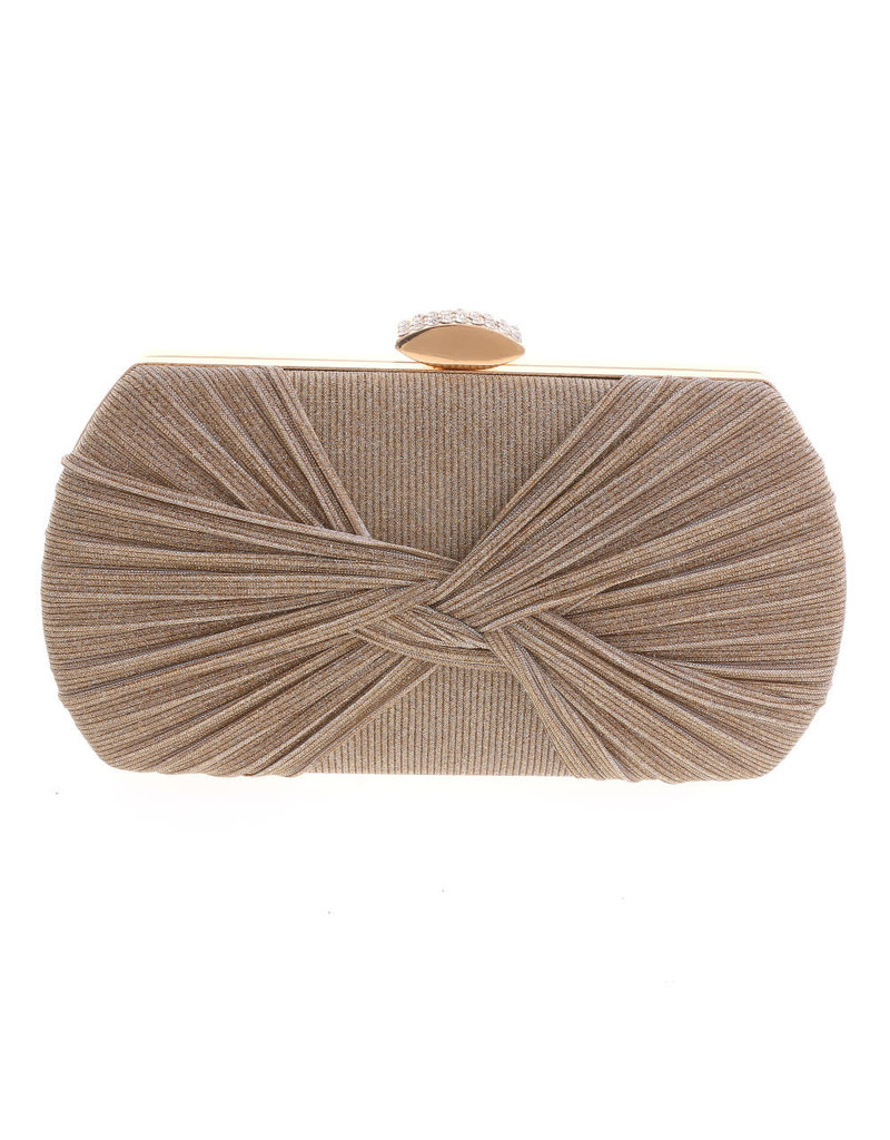 Simple Perfection Twist Clutch