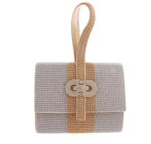 Antique Diamond Bag
