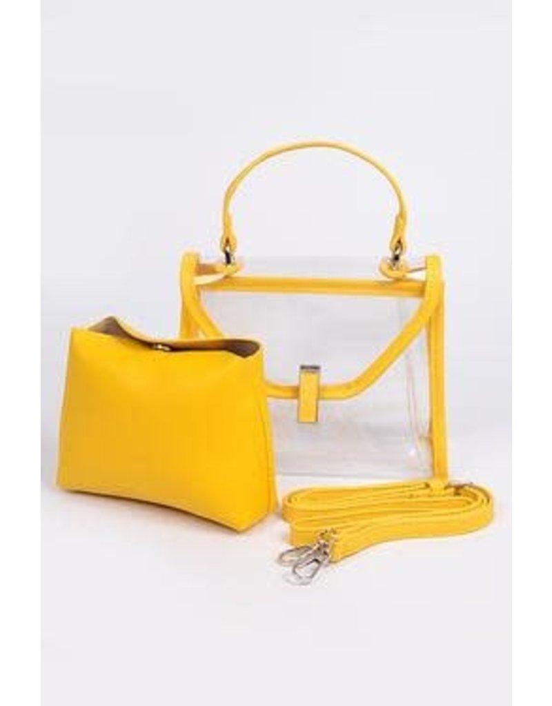 Clear Affair Bag
