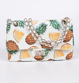 Sweet Chunks Pineapple Bag
