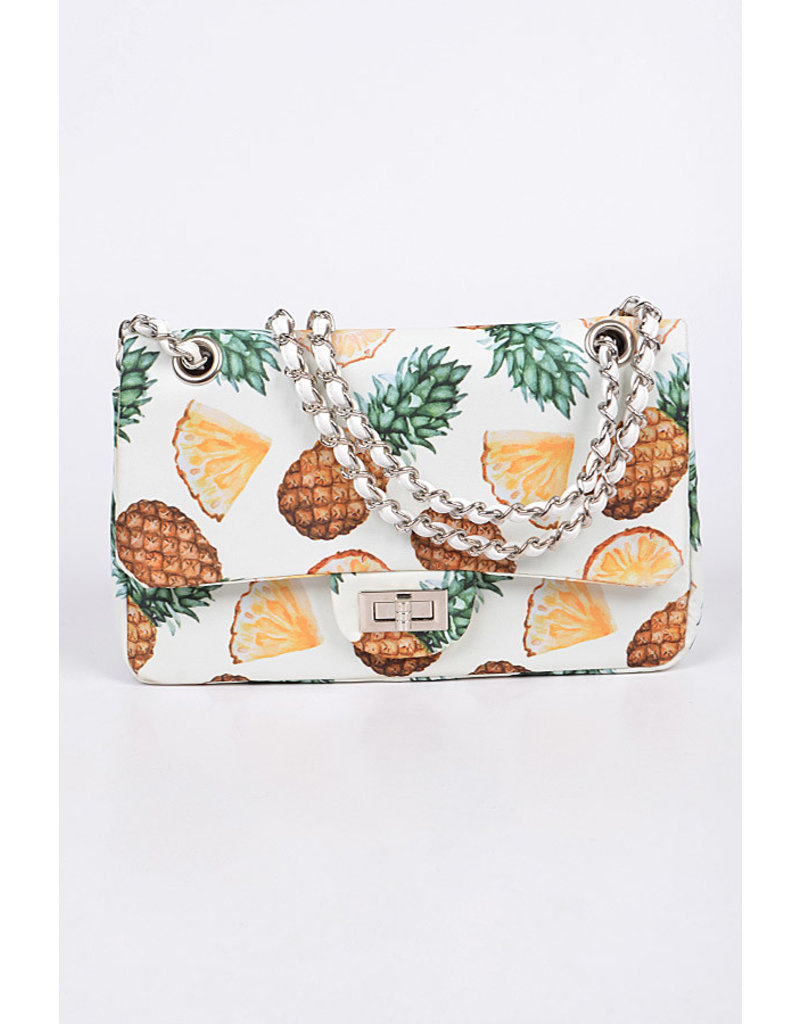 Sweet Chunks Pineapple Bag