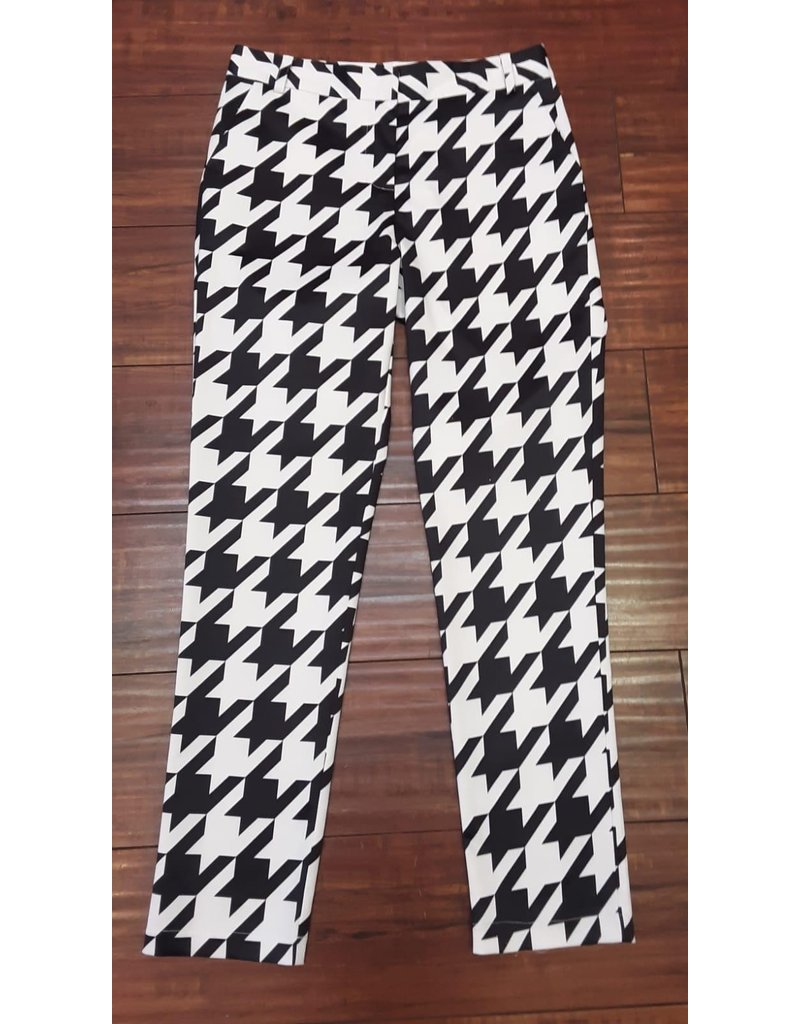 Already Taken Houndstooth Pants