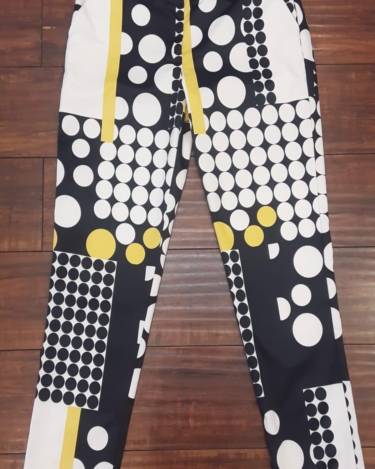 No Shades Polka Dot Pants
