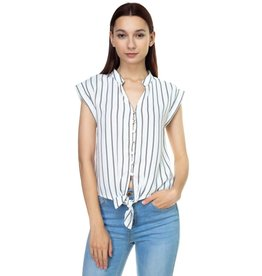 Call It A Day Striped Top