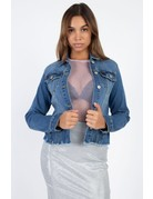 Let's Go Out Denim Jacket