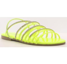 Let's Chill Sandals Yellow