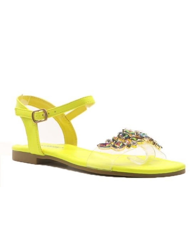 Living Lavish Sandals - Lime