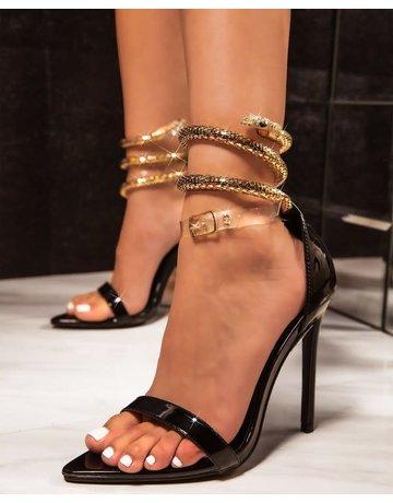 Haute Look Heels - Black