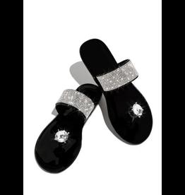Such A Stud Sandals Black