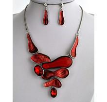 Pieces Of Me Necklace Set