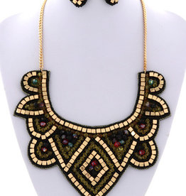 Join The Tribe Necklace Set