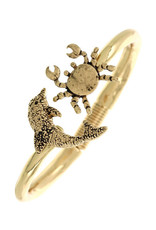 Dolphin Crab Bracelet
