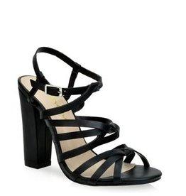 Plot Twist Block Heels