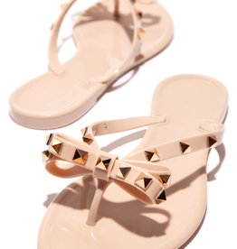 Sweetie Sandals Nude/Gold