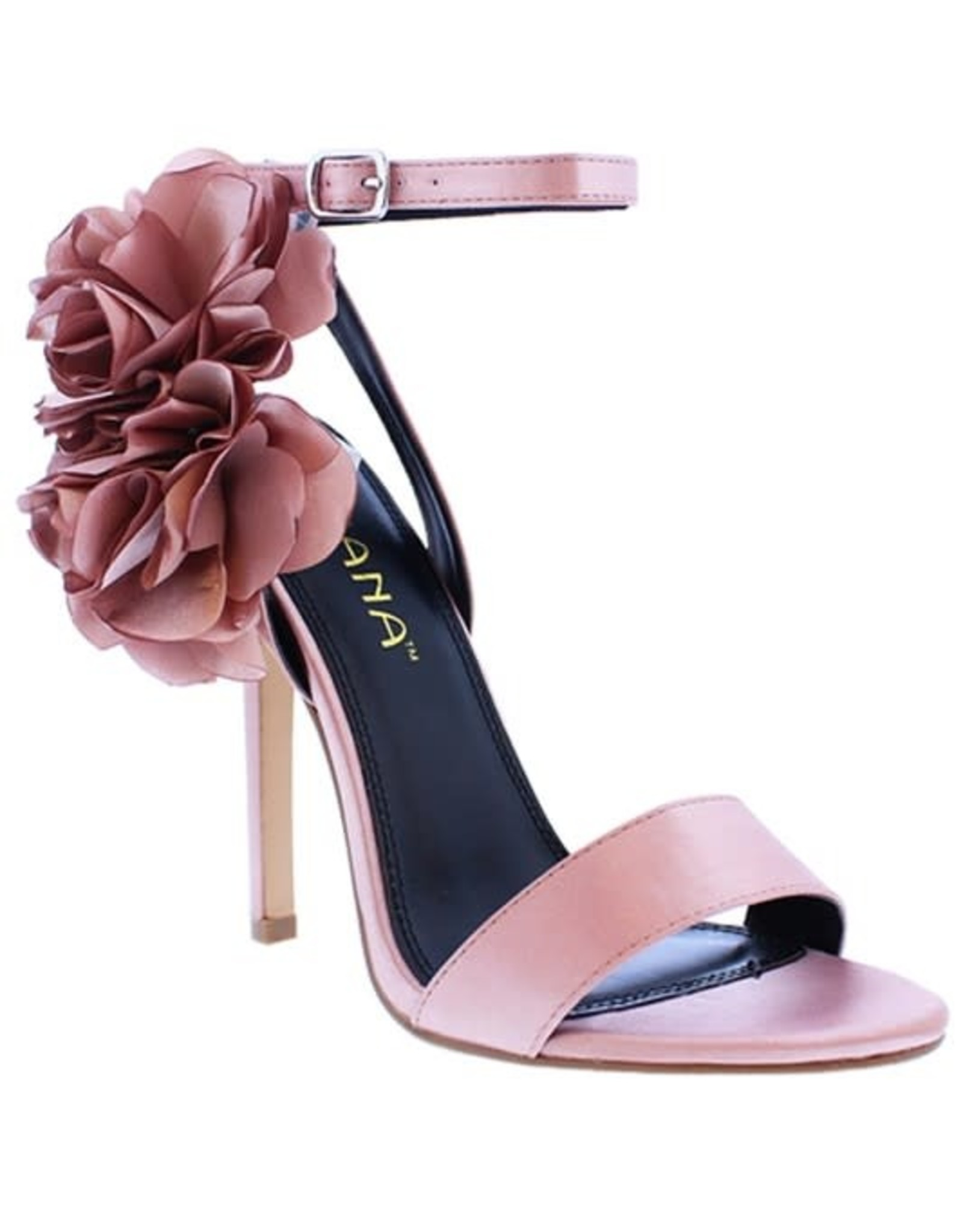 Blooming Season Heels Pink