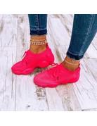Kick It Sneakers Fuchsia