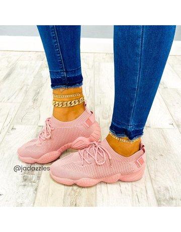 Kick It Sneakers Pink