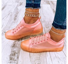 Move Along Sneakers Light Pink