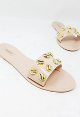 Beach Bum Sandals Beige