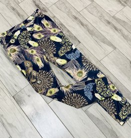 Adastra Feathers Pants