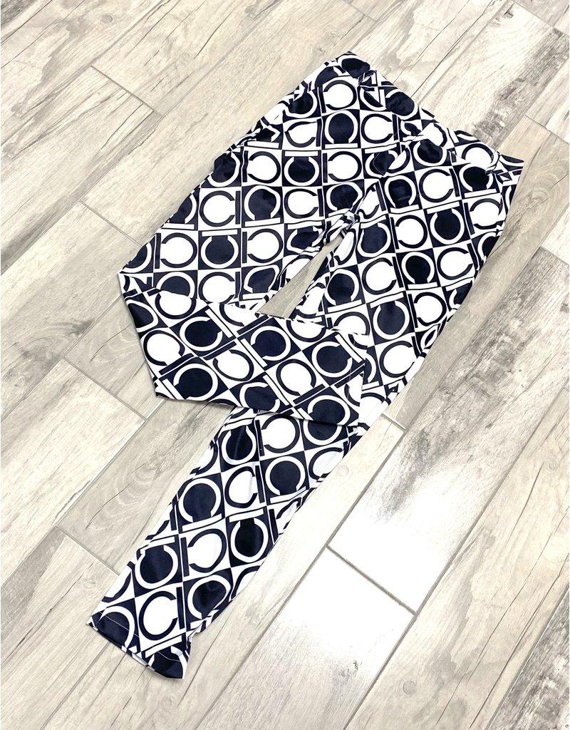 Big Dreams Circle Print Pants