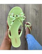 Sweetie Sandals Pistachio