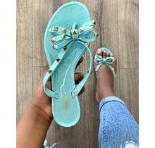 Sweetie Sandals Turquoise