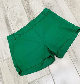 Knock Out Shorts Kelly Green