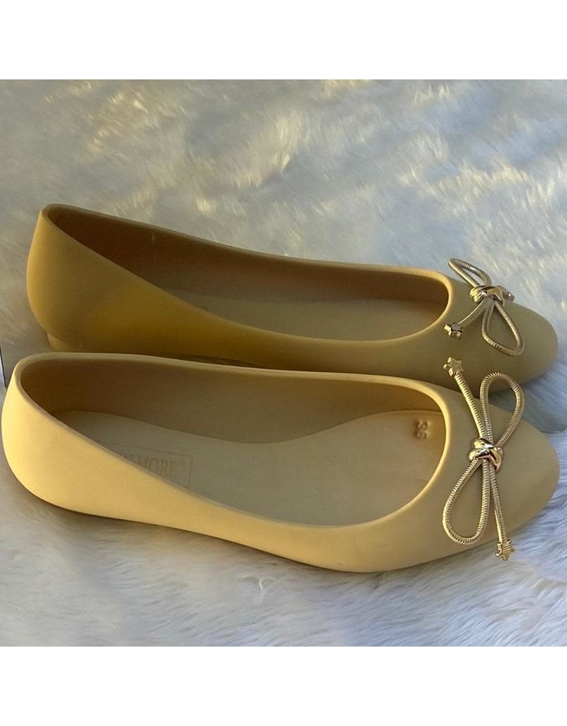 Gift To You Flats Beige
