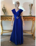 Fame & Fortune Maxi Dress Royal Blue
