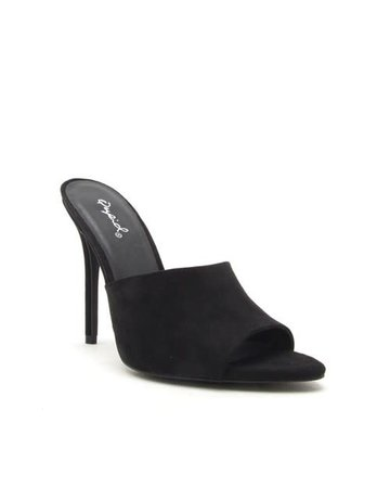 To The Point Mule Heels