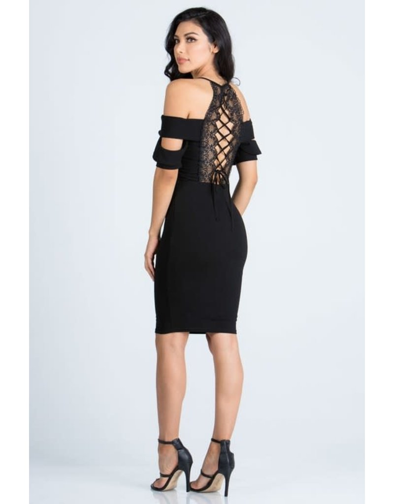 Back It Up Dress
