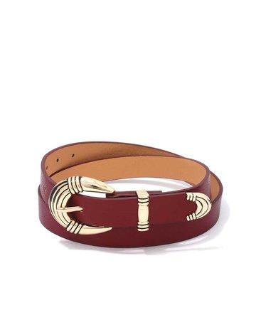 Vintage Jam Belt - Red