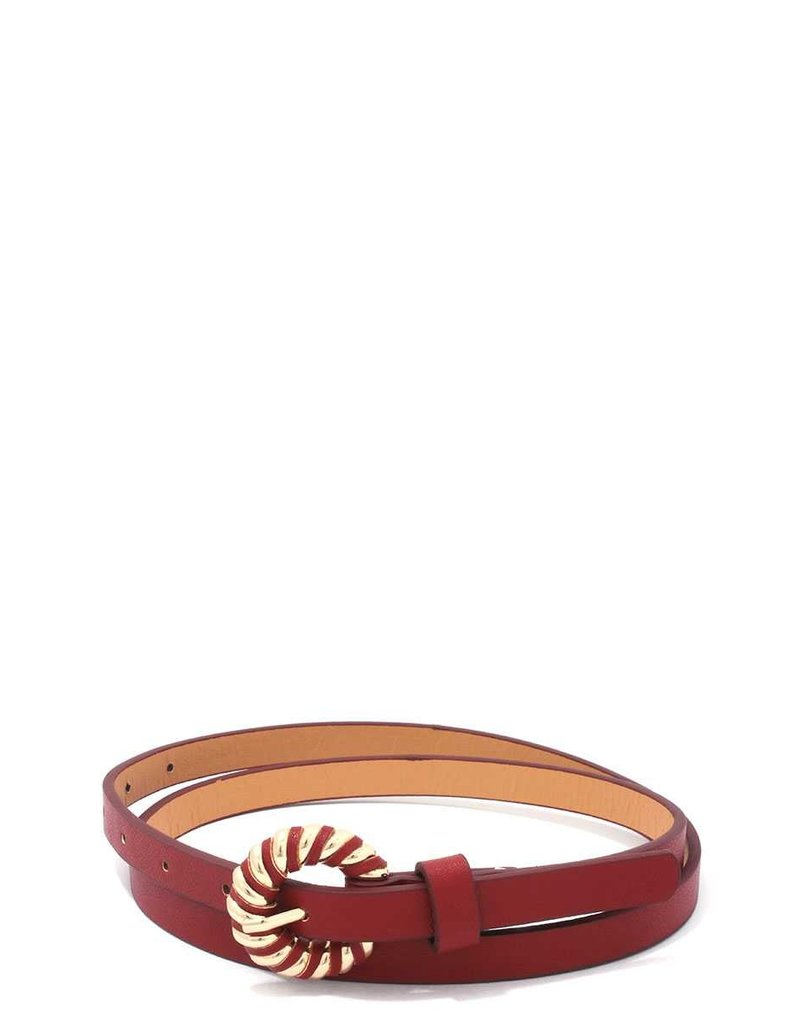 Check It Out Belt - Red