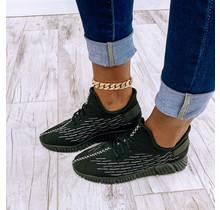 Jump Start Sneakers Black