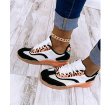 Zebra Ride Sneakers