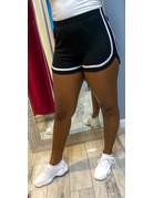 Cute & Cozy Shorts Black