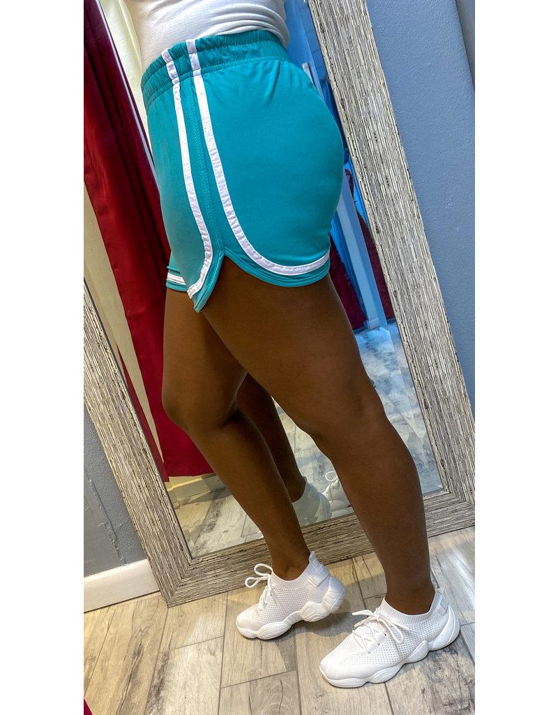 Cute & Cozy Shorts Mint