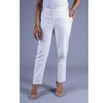 Anchors Up Pants White