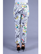 Hot Off The Press Ankle Pants